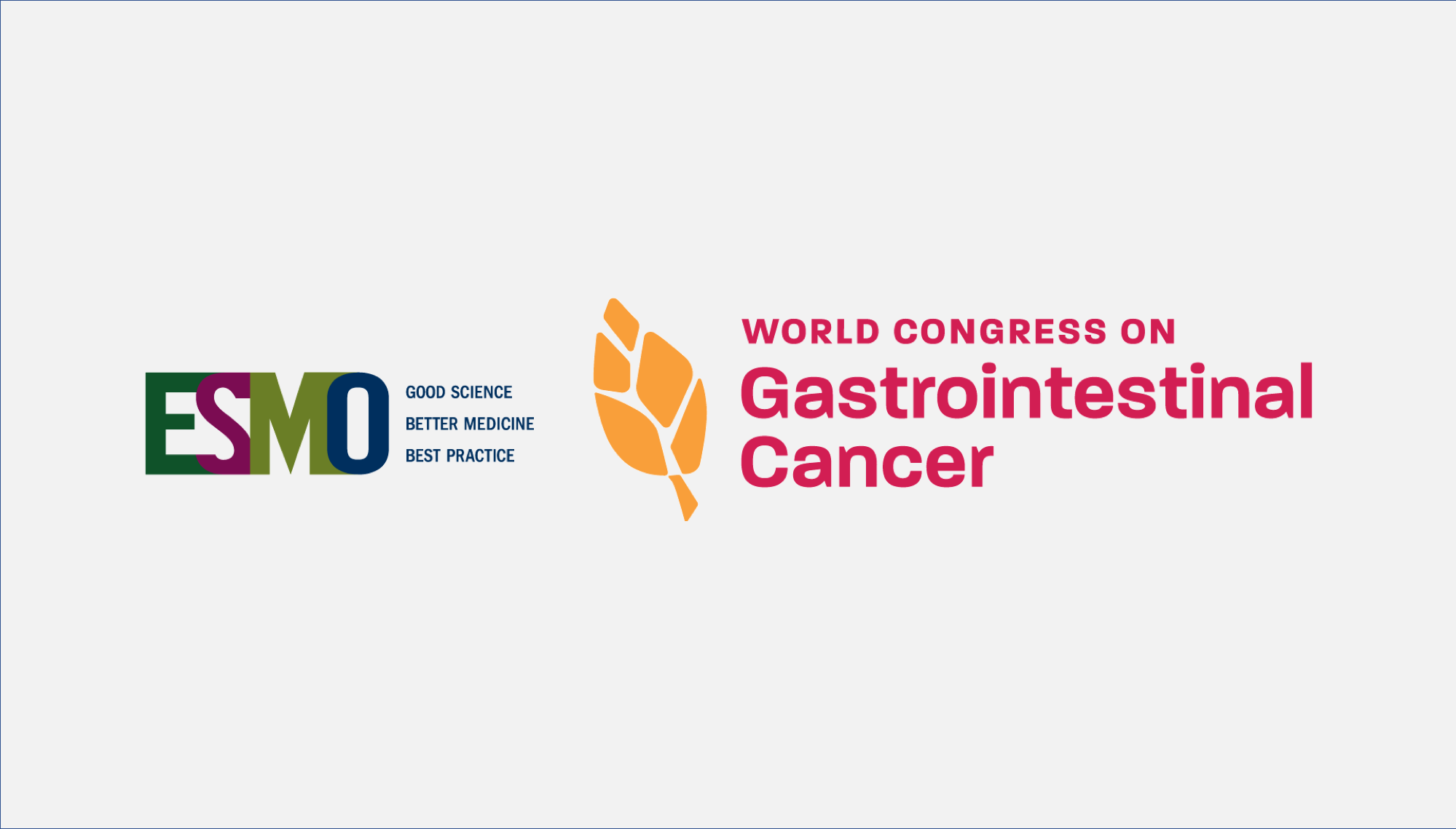 Scientific Programme Esmo World Congress On Gi Cancer